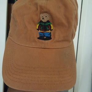 Other - Vtg Polo Bear Dad Hat